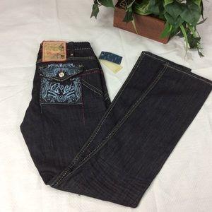 Coogi Blue Denim Jeans Sz 5/6